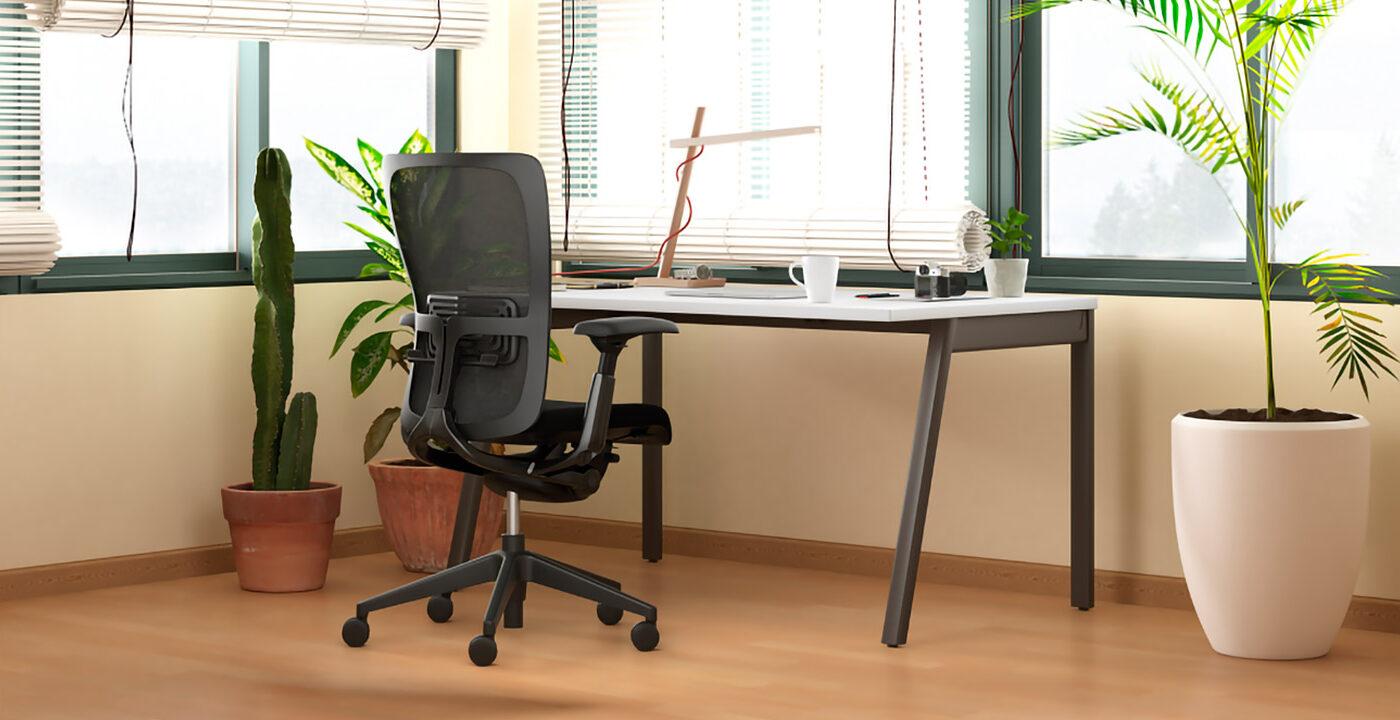 Vrhunska ergonomska uredska stolica ZODY by HAWORTH