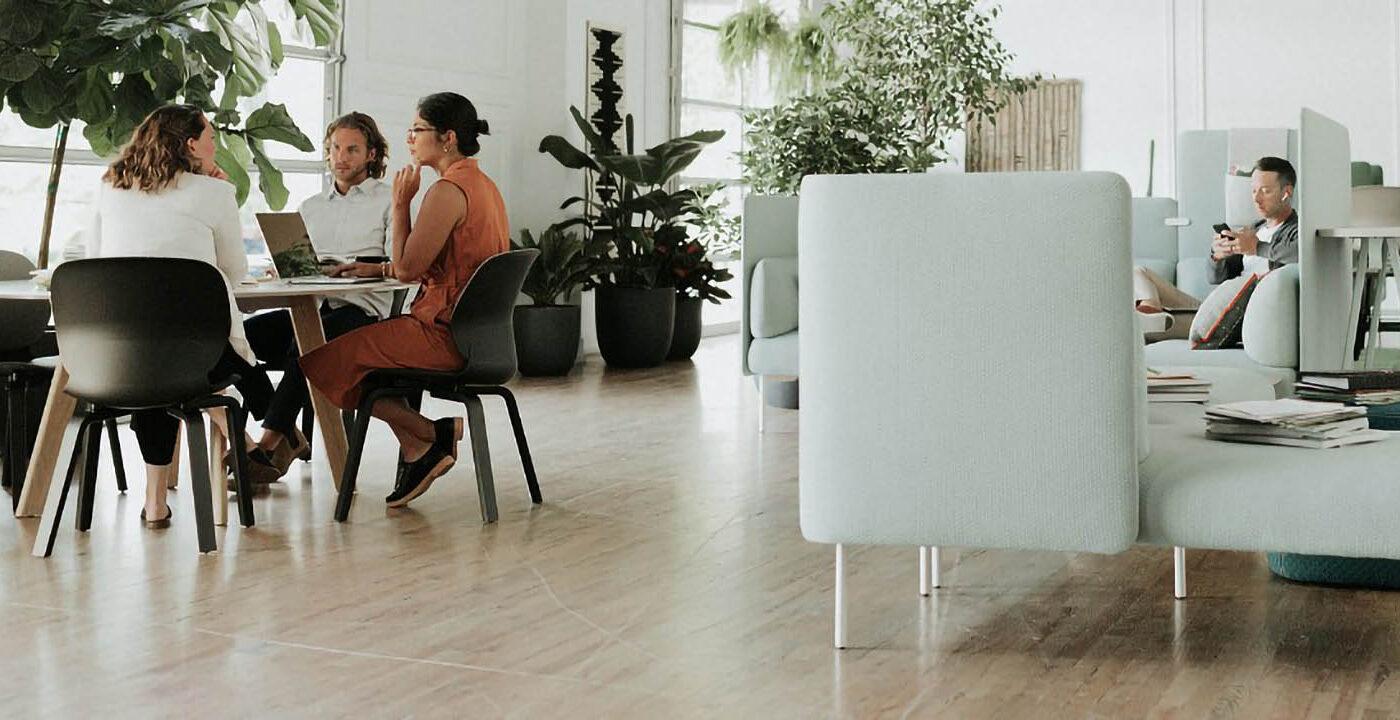 7 prostora za nove načine na koje radimo