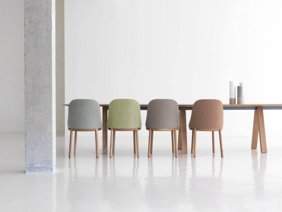 ALETA CHAIR by VICCARBE 009