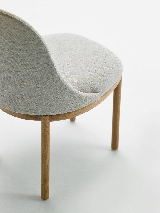 ALETA CHAIR by VICCARBE 041