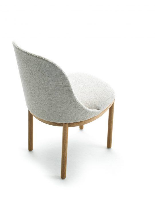 ALETA CHAIR by VICCARBE 043