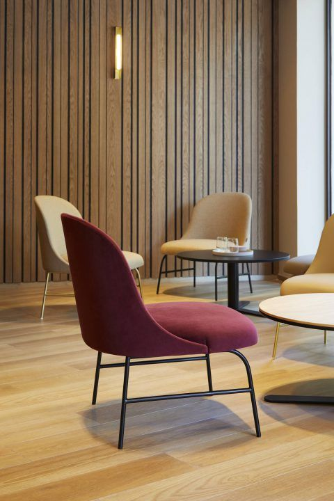 ALETA LOUNGE CHAIR by VICCARBE 012