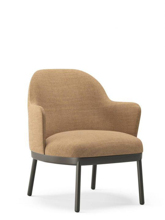 ALETA LOUNGE CHAIR by VICCARBE 019