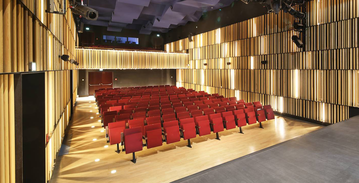 Multimedijalna dvorana Pleternica